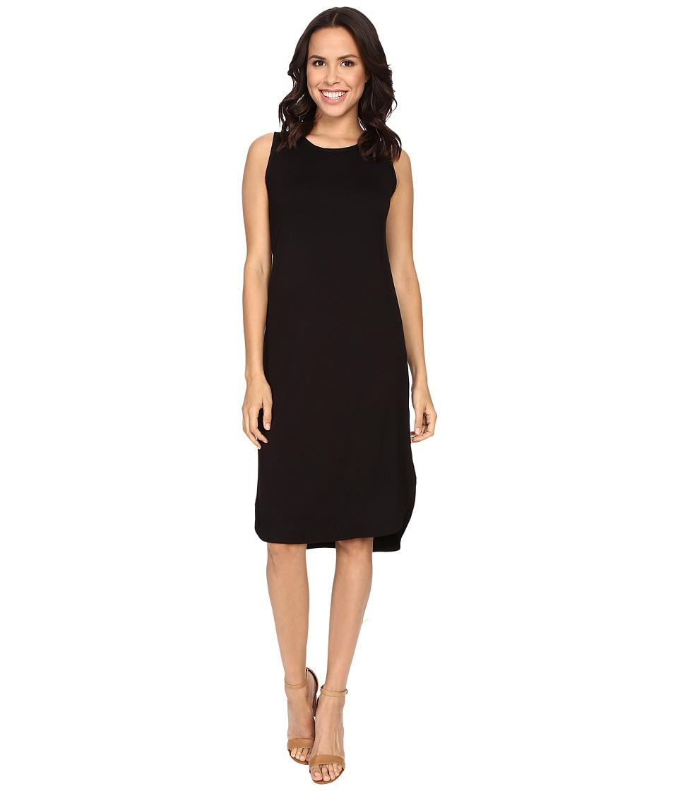 B Collection by Bobeau - Anja Tunic Dress (Black) Women's Dress