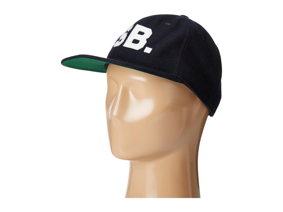 Nike SB - Infield Pro Cap (Obsidian/Pink Green/Black/Sail) Baseball Caps