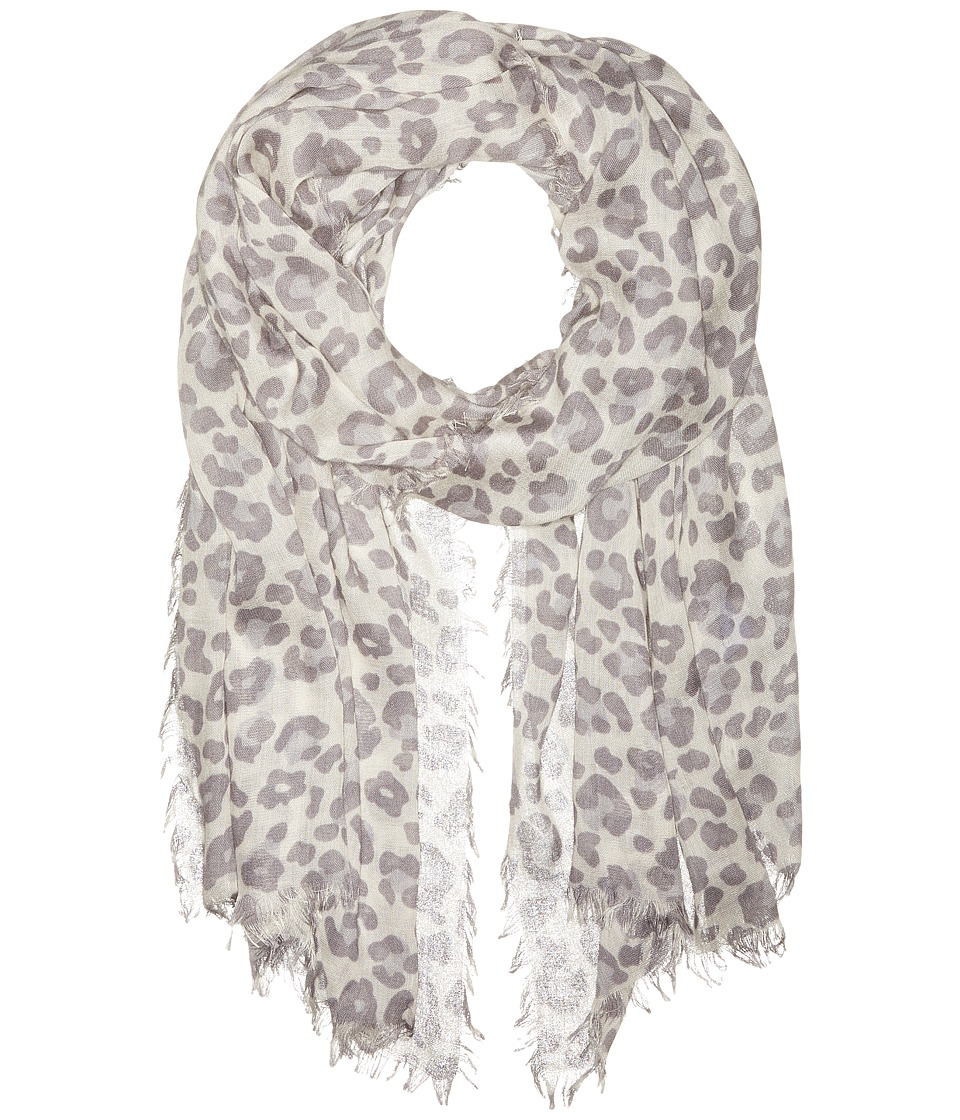 Echo Design - Animal Wrap (Whipped Cream) Scarves