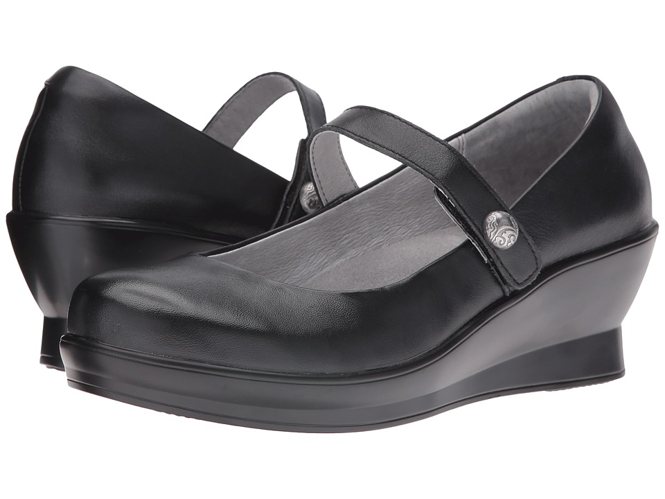 Alegria - Flair (Black Nappa) Women's Shoes