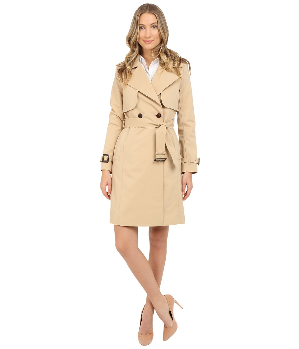 Diane von Furstenberg - Christie (Honey) Women's Coat