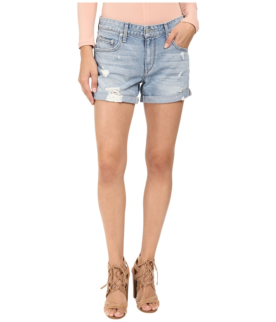 Lovers + Friends - Dylan Boyfriend Shorts in Oakwood (Oakwood) Women's Jeans