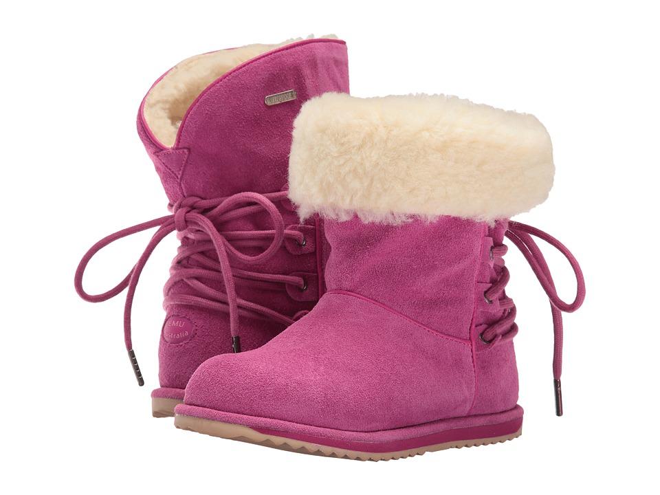 EMU Australia Kids - Islay (Toddler/Little Kid/Big Kid) (Hot Pink) Girls Shoes
