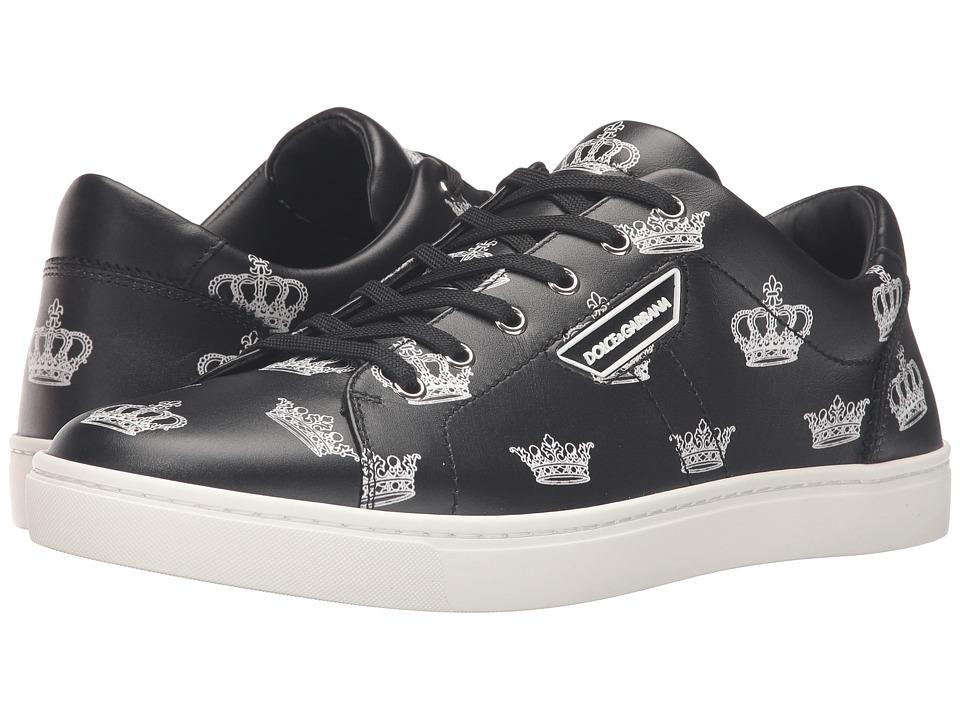 Dolce & Gabbana - CS1362AB377 (Crown Multi) Men's Lace up casual Shoes