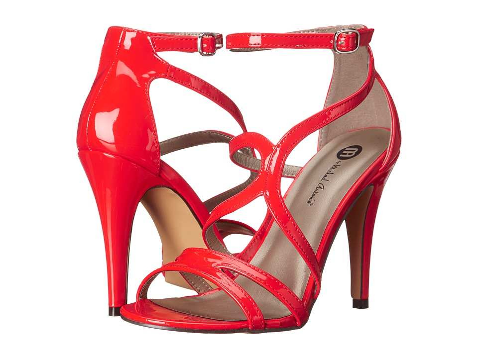 Michael Antonio - Rhodes-PAT (Red) High Heels