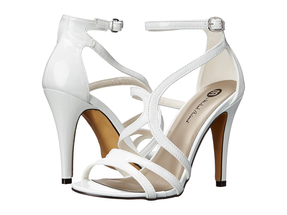 Michael Antonio - Rhodes-PAT (White) High Heels