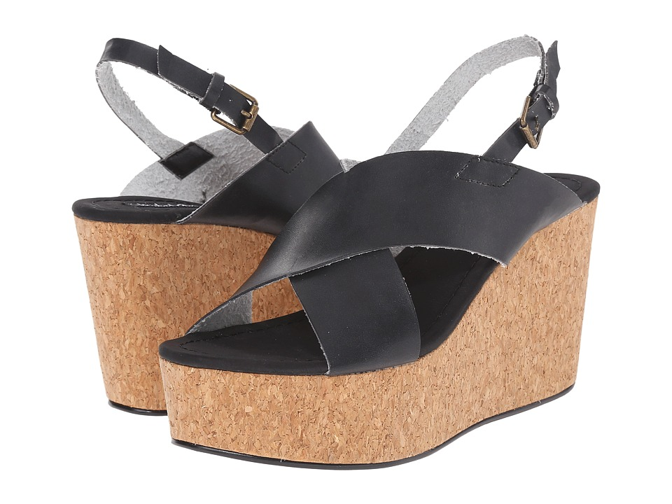 Michael Antonio - Great (Black) Women's Wedge Shoes