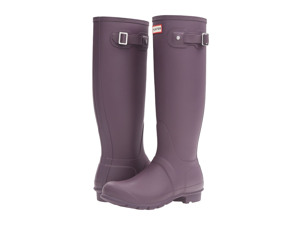 Hunter - Original Tall (Purple Urchin) Women's Rain Boots