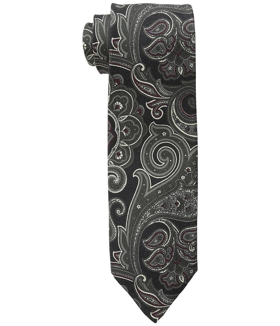 Etro - 1T4254108 (Black) Ties
