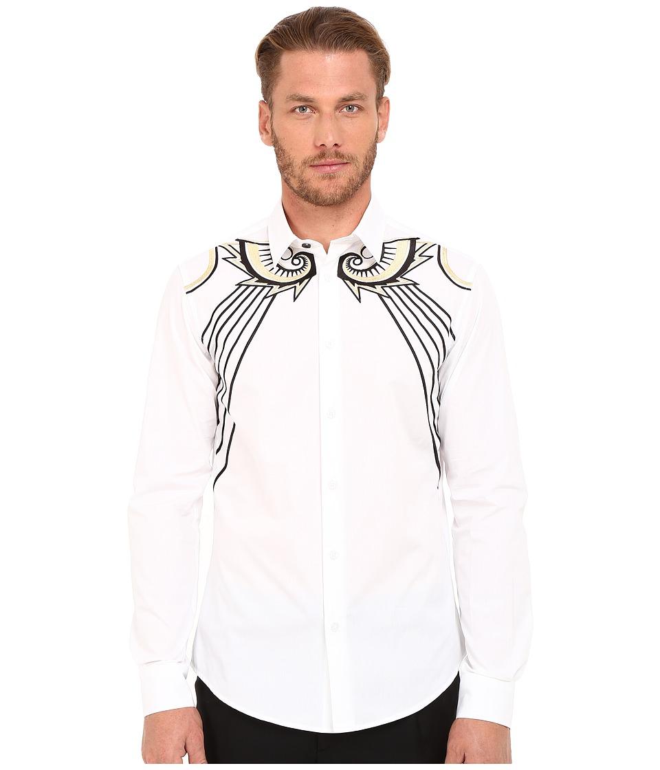 Versace Jeans - EB1GOA6R7 (White) Men's Clothing