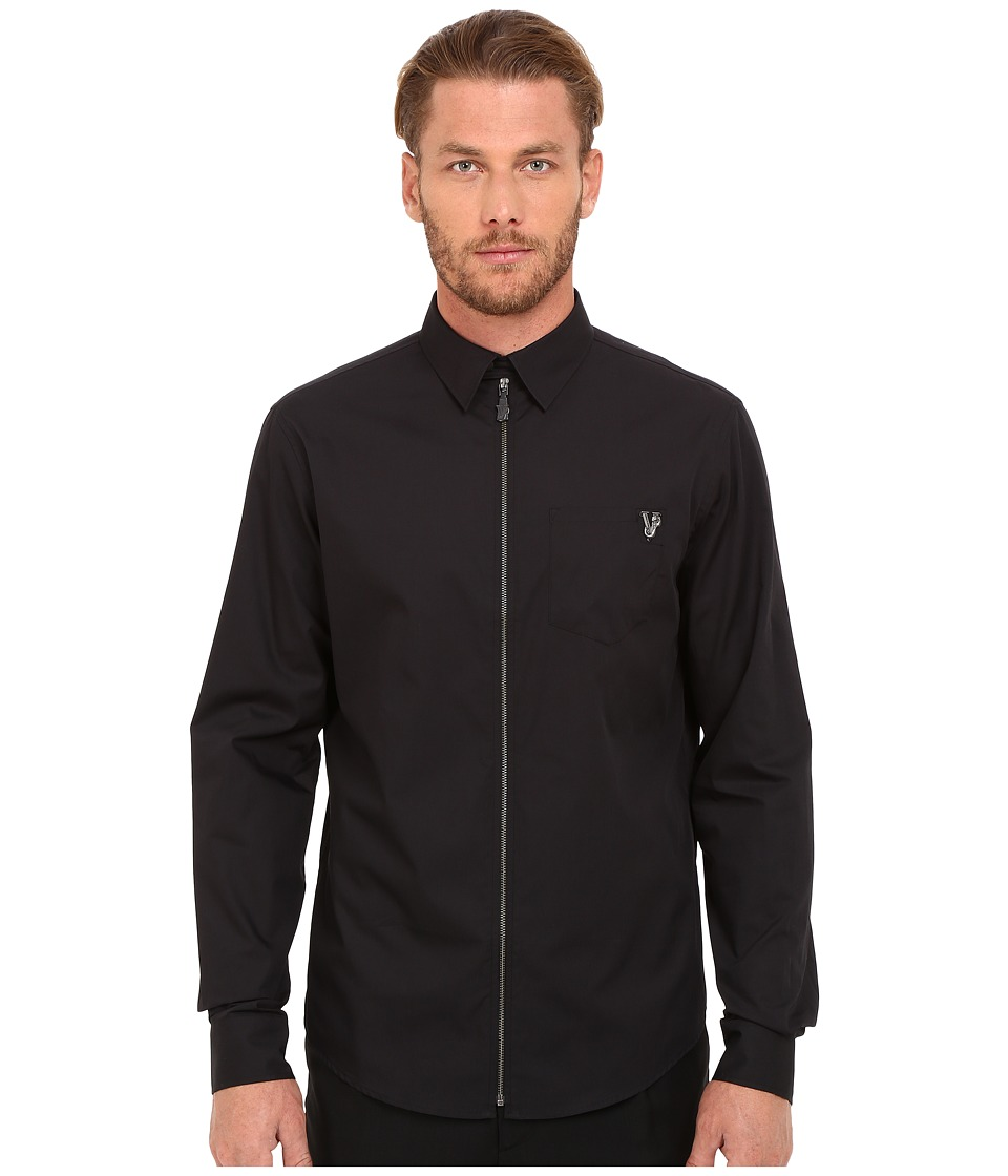 Versace Jeans - EB1GOA604 (Black) Men's Clothing