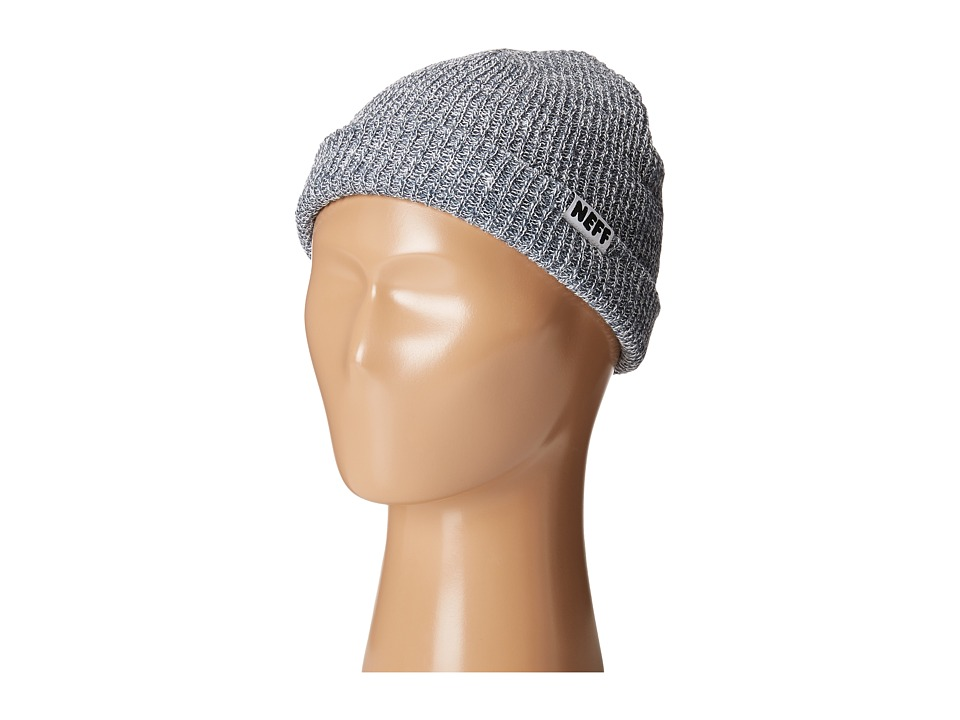 Neff - Daily Beanie (Kids) (Grey) Beanies