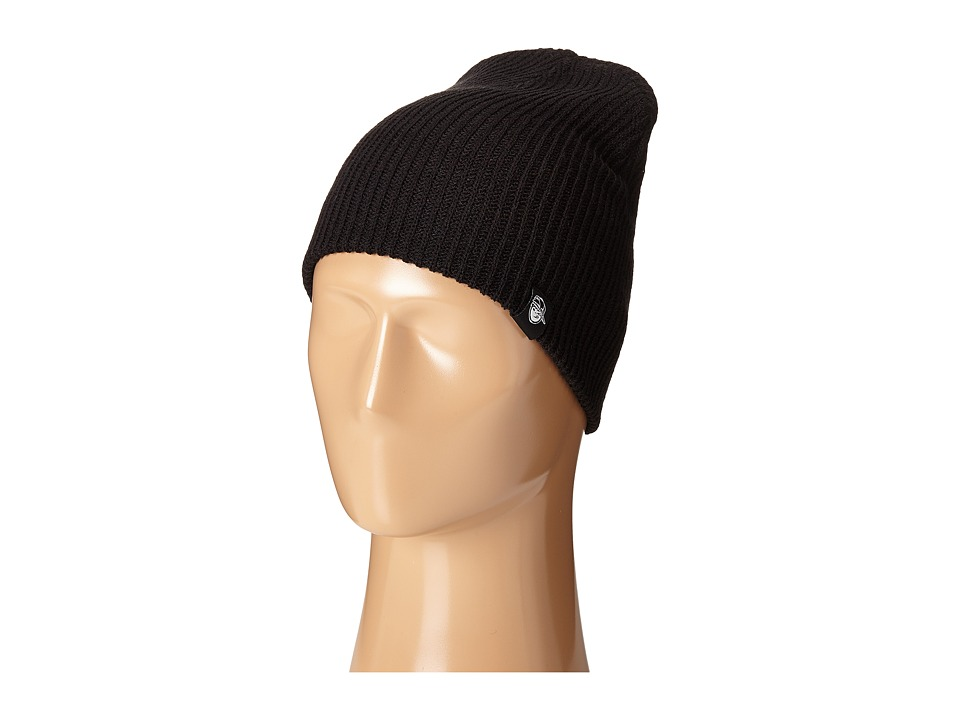 Neff - Fold Beanie (Youth) (Black) Beanies