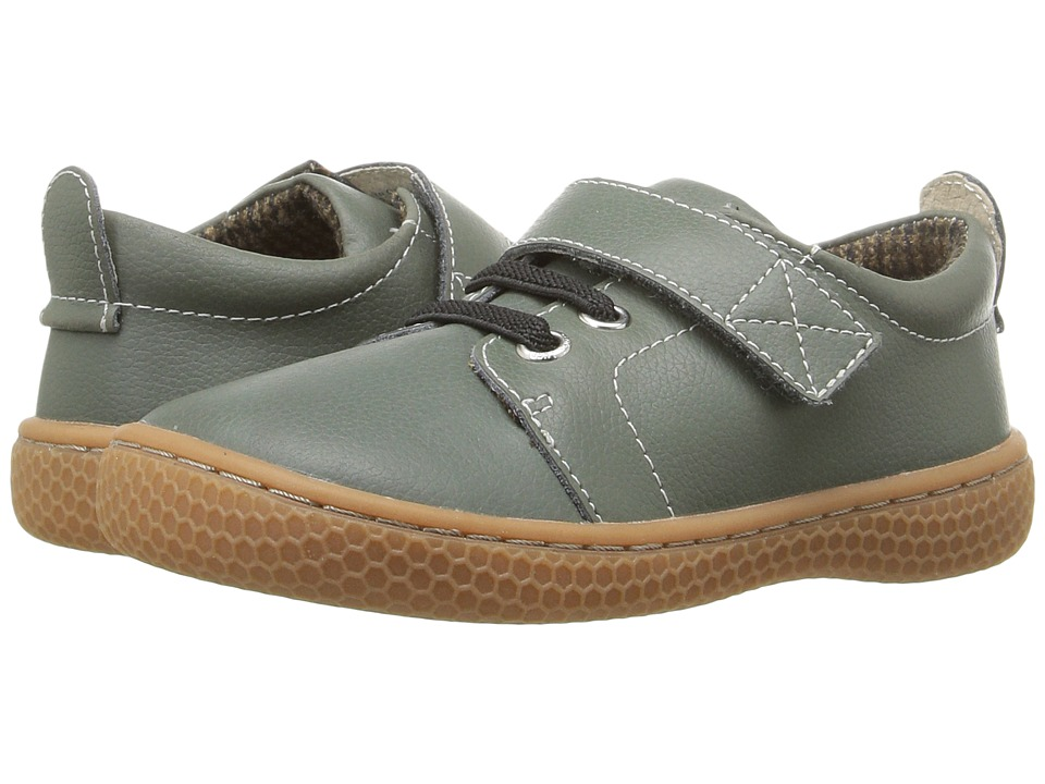 Livie & Luca - Grip (Toddler/Little Kid) (Charcoal) Boys Shoes