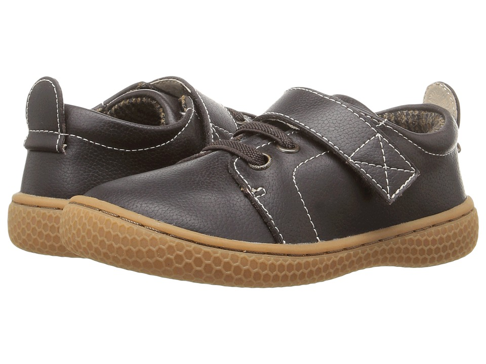 Livie & Luca - Grip (Toddler/Little Kid) (Mocha) Boys Shoes