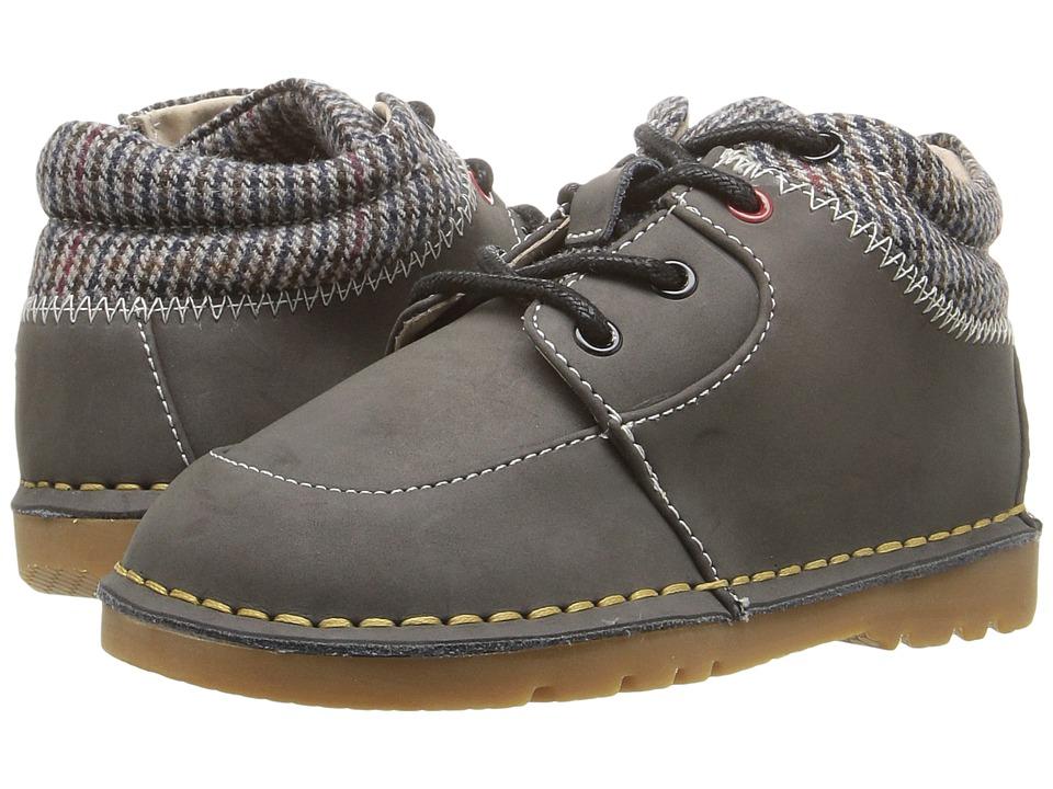 Livie & Luca - Murphy (Toddler/Little Kid) (Charcoal) Boy's Shoes