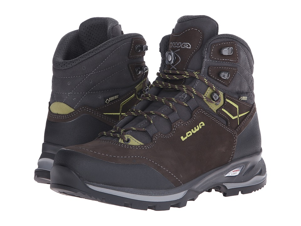 Lowa - Lady Light GTX (Slate/Kiwi) Women's Shoes