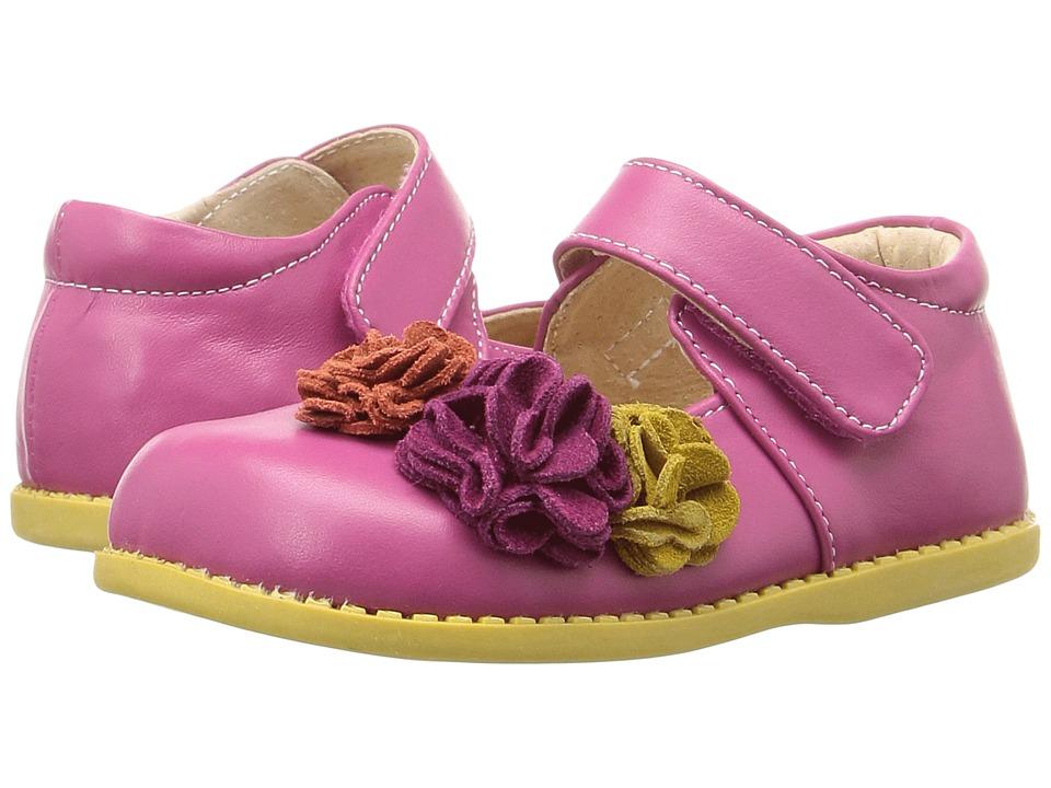 Livie & Luca - Dahlia (Toddler/Little Kid) (Magenta) Girl's Shoes