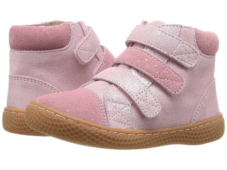 Livie & Luca - Jamie (Toddler/Little Kid) (Rose Sparkle) Girl's Shoes