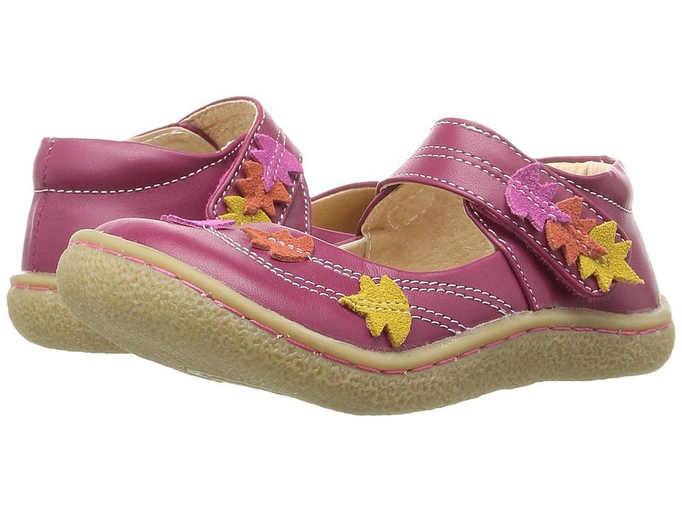 Livie & Luca - Maple (Toddler/Little Kid) (Mulberry) Girl's Shoes