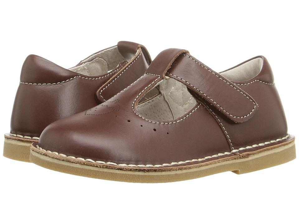 Livie & Luca - Oak (Toddler/Little Kid) (Brown) Girl's Shoes