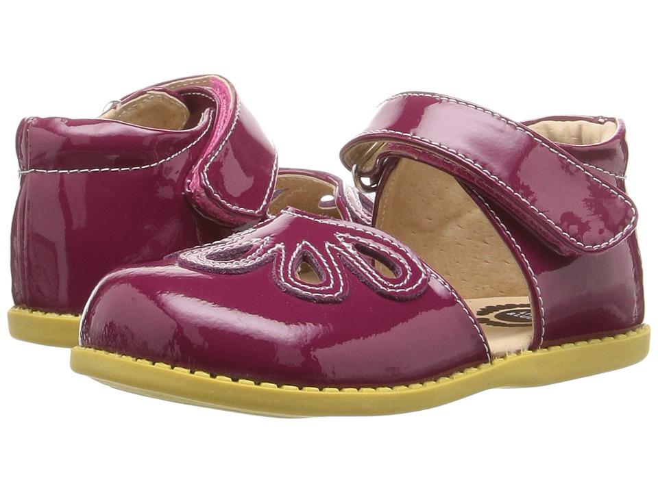 Livie & Luca - Petal (Toddler/Little Kid) (Mulberry) Girl's Shoes