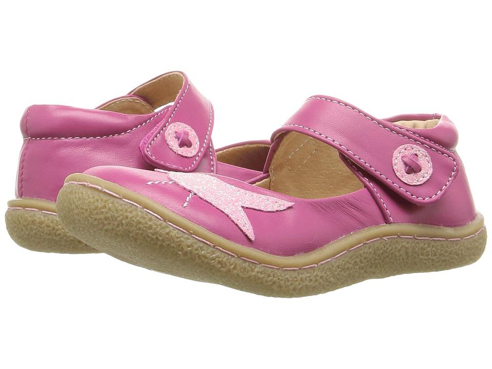 Livie & Luca - Pio Pio (Toddler/Little Kid) (Magenta) Girls Shoes