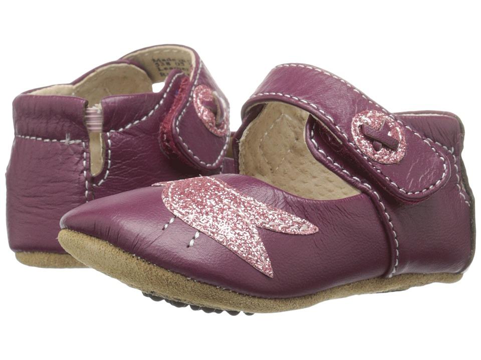 Livie & Luca - Pio Pio (Infant) (Mulberry) Girl's Shoes