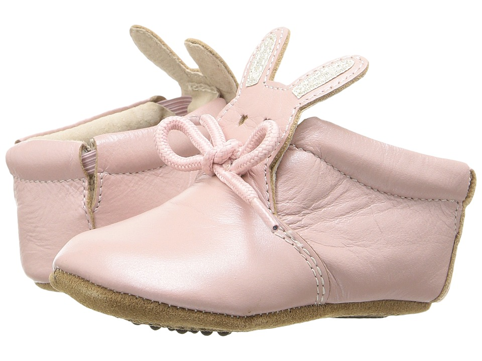 Livie & Luca - Pipkin (Infant) (Light Pink Shimmer) Girl's Shoes