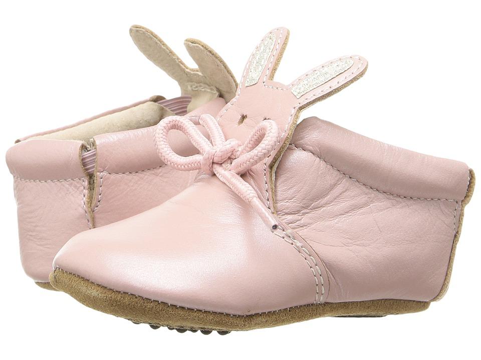 Livie & Luca - Pipkin (Infant) (Light Pink Shimmer) Girl's Shoes