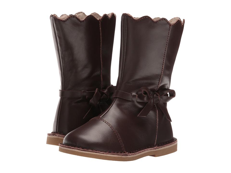Livie & Luca - Reina (Toddler/Little Kid) (Mocha) Girl's Shoes