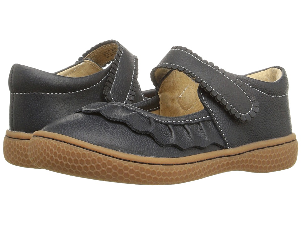 Livie & Luca - Ruche (Infant/Toddler/Little Kid) (Indigo) Girls Shoes