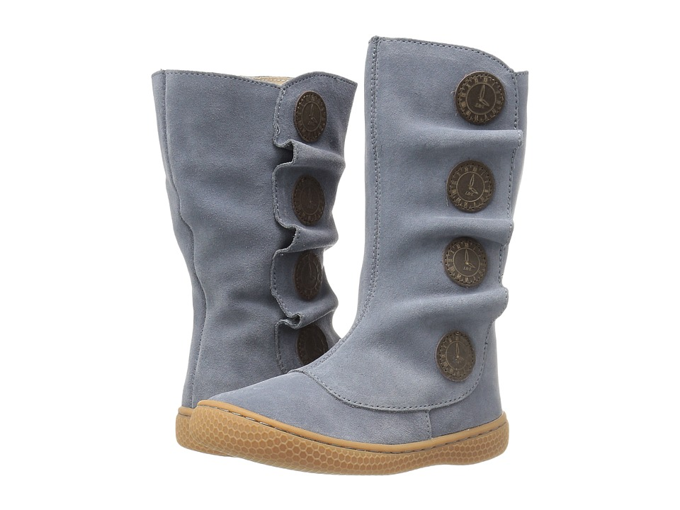 Livie & Luca - Tiempo (Toddler/Little Kid) (Slate Blue) Girls Shoes