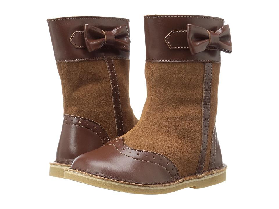 Livie & Luca - Whitney (Toddler/Little Kid) (Cognac) Girl's Shoes