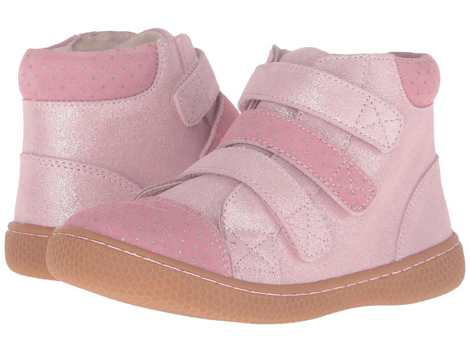 Livie & Luca - Jamie (Little Kid) (Rose Sparkle) Girl's Shoes