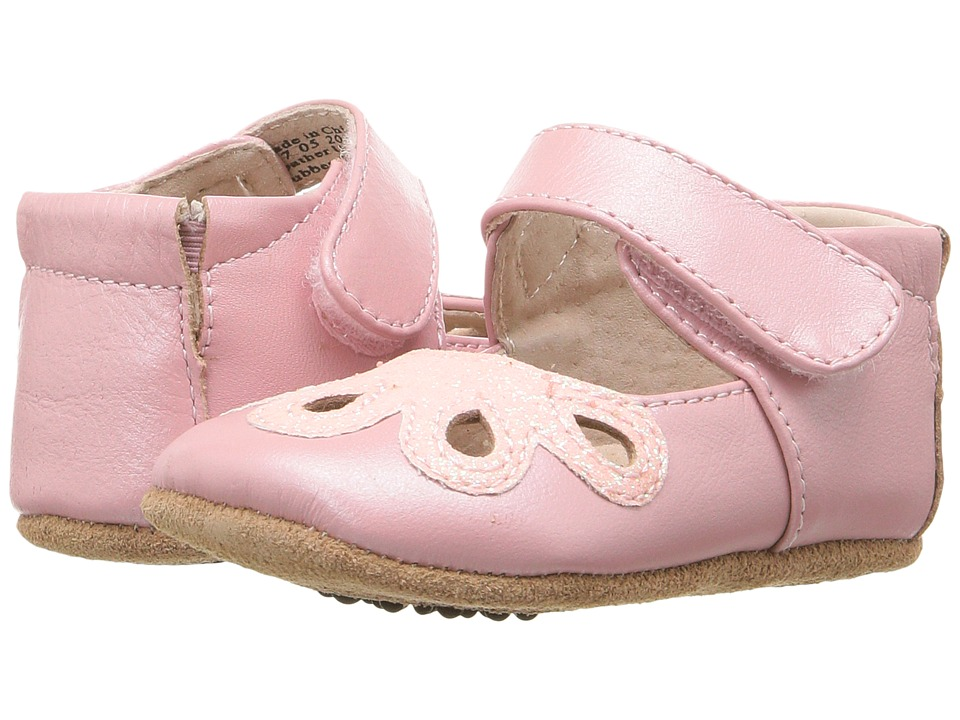 Livie & Luca - Petal (Infant) (Light Pink Shimmer) Girls Shoes