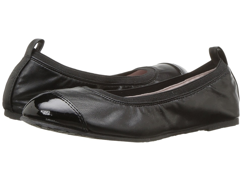 pediped - Angie Flex (Little Kid/Big Kid) (Black 1) Girl's Shoes