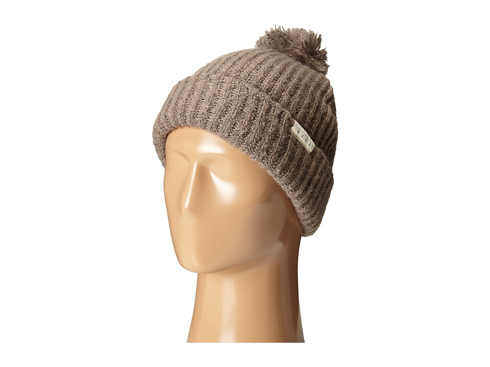 Neff - Muffin Beanie (Brown) Beanies