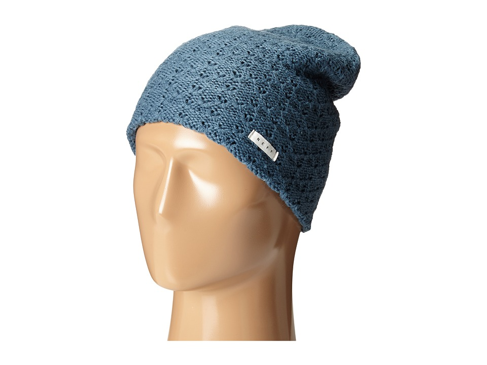 Neff - Grams Beanie (Denim) Beanies