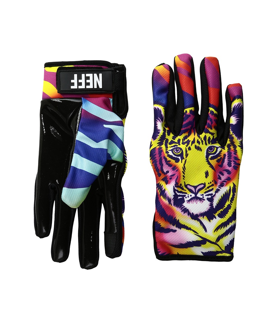 Neff - Womens Spring Glove (Tiger) Snowboard Gloves