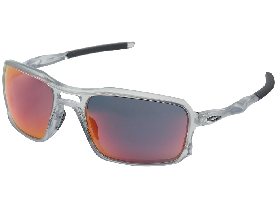 Oakley - Triggerman (Matte Clear/Torch Iridium) Snow Goggles
