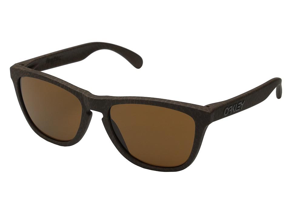 Oakley - Frogskins (Tobacco/Dark Bronze) Sport Sunglasses