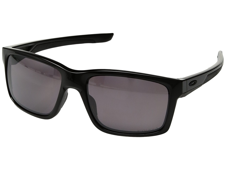 Oakley - Mainlink (Polished Black/Prizm Daily Polarized) Plastic Frame Fashion Sunglasses