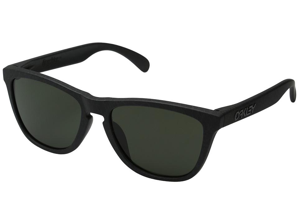Oakley - (A) Frogskins (Gunpowder/Dark Grey) Plastic Frame Fashion Sunglasses
