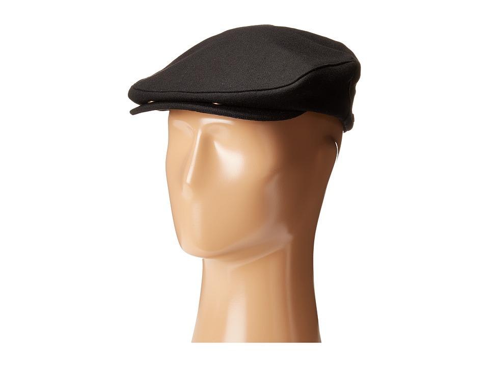 Brixton - Seth Snap Cap (Black) Caps
