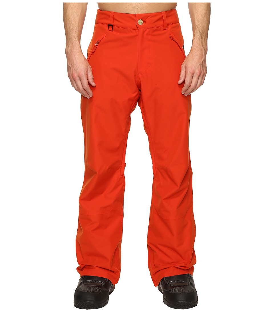 adidas Skateboarding - Riding Pants (Craft Chili) Men's Casual Pants
