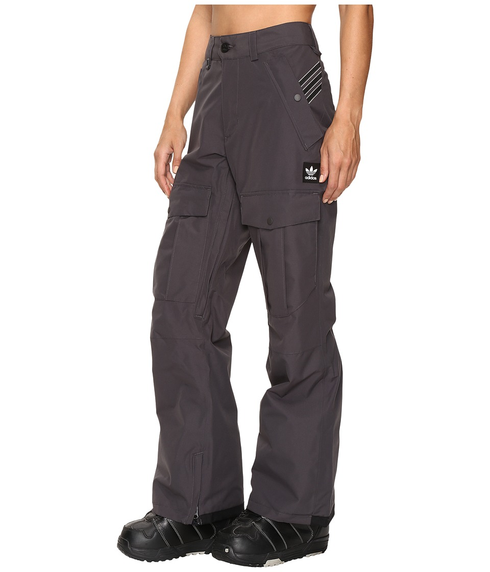 adidas Skateboarding - Greeley Cargo Pants (Utility Black) Women's Outerwear