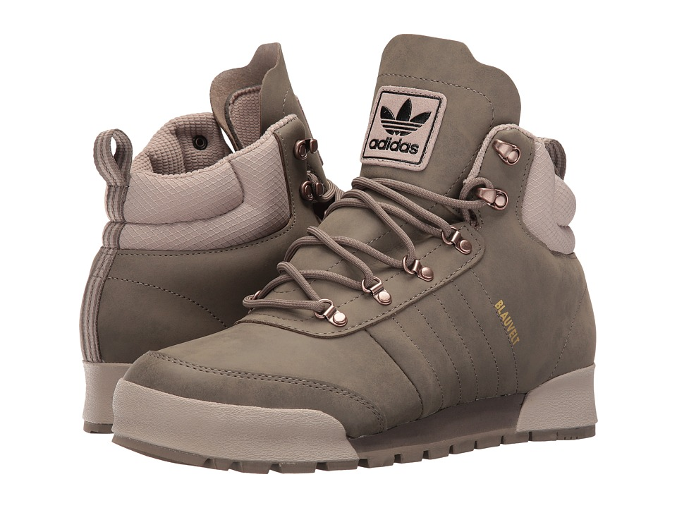 adidas Skateboarding Jake Boot 2.0 (Simple Brown/Vapour Grey/Core Black) Men