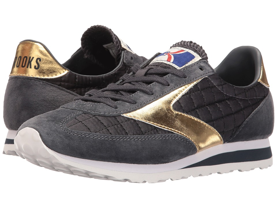 Brooks Heritage Vanguard (Anthracite/Gold) Women