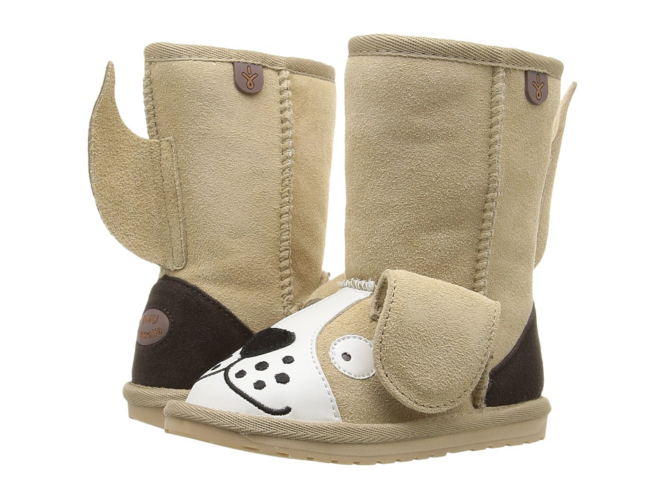 EMU Australia Kids - Puppy (Toddler/Little Kid/Big Kid) (Sand) Kids Shoes